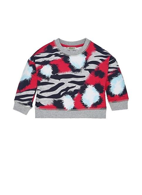 Kenzo Sweatshirt Fuşya
